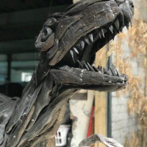 Jack Marsden Mayer - dinosaur